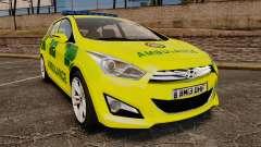 Hyundai i40 Tourer [ELS] London Ambulance