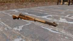 Self-loading rifle M1 Garand v1.1 para GTA 4