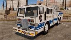 MTL Firetruck MDH1000 Midmount Ladder [ELS]