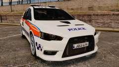 Mitsubishi Lancer Evo X Humberside Police [ELS]