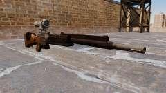 El rifle de francotirador FR F2 para GTA 4