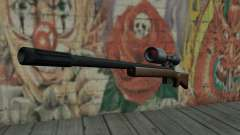 Sniper Rifle HD para GTA San Andreas