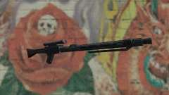 Rifle de francotirador de Star Wars