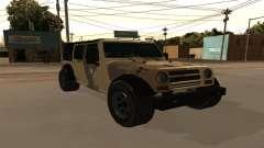 Crusader GTA 5
