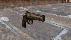 Revólver MP-412 MW3 para GTA 4