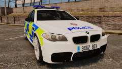 BMW M5 Greater Manchester Police [ELS]