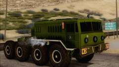 MAZ 535 nuevo para GTA San Andreas
