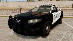 GTA V Vapid Steelport Police Interceptor [ELS]