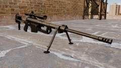 Rifle de francotirador CheyTac intervención para GTA 4