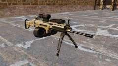 Máquina de asalto FN SCAR-L C-Mag