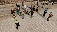 El guión-baile - para GTA 4