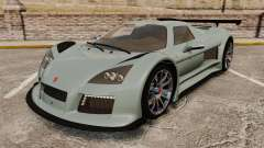 Gumpert Apollo S 2011
