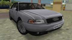 Audi A8 VCM para GTA Vice City
