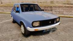 Renault 12 Toros v2.0 para GTA 4