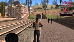 C-HUD LCN para GTA San Andreas