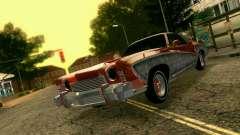 Chevy Monte Carlo Lowrider
