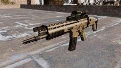 Rifle de asalto FN SCAR para GTA 4