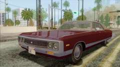 Chrysler New Yorker 4 Door Hardtop 1971 para GTA San Andreas