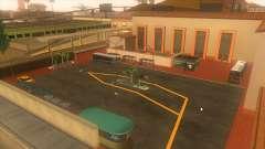 Estación de autobuses, Los Santos