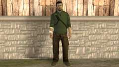 Sam Fisher para GTA San Andreas