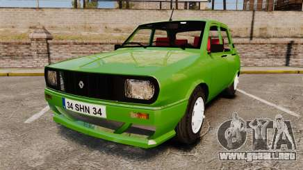 Renault 12 Toros 2 para GTA 4