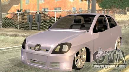 Chevrolet Celta 2010 para GTA San Andreas