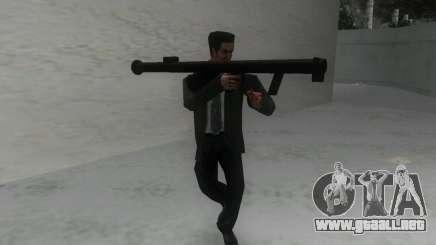 Bazuca de MoH: AA para GTA Vice City