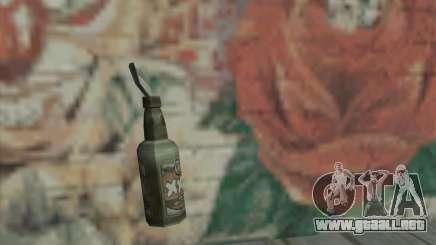 Cóctel Molotov de Saints Row 2 para GTA San Andreas