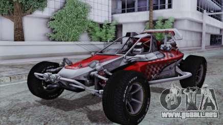 XCelerator Buggy XL para GTA San Andreas