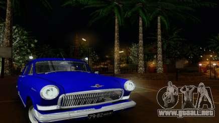 GAZ 21 Volga para GTA San Andreas