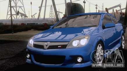 Vauxhall Astra VXR  2007 para GTA San Andreas