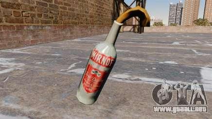 Cóctel Molotov-Smirnoff - para GTA 4