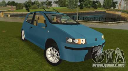 Fiat Punto II para GTA Vice City