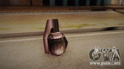 Granada de Max Payne para GTA San Andreas