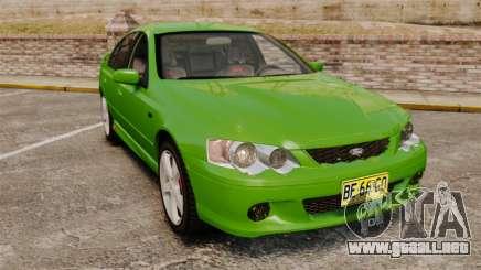 Ford Falcon XR8 para GTA 4