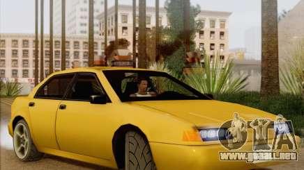 Stratum Sedan Sport para GTA San Andreas