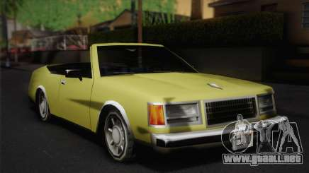 2 puertas cabriolet, Washington para GTA San Andreas