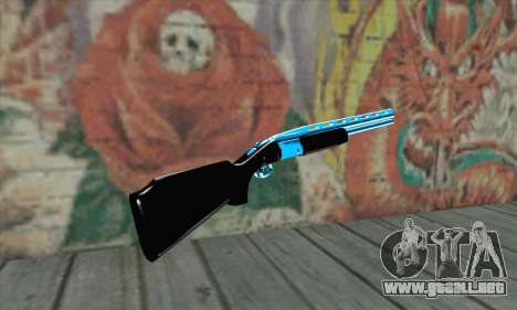 Sangrar para GTA San Andreas segunda pantalla