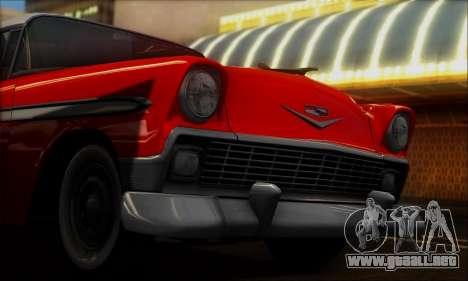 Jango ENBSeries v1.0 para GTA San Andreas segunda pantalla