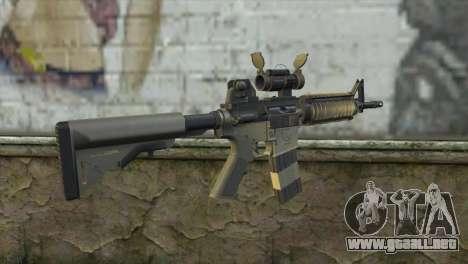 MK18 para GTA San Andreas segunda pantalla
