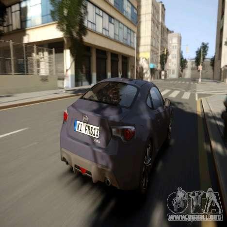 Inicio pantallas de GTA IV para GTA 4 séptima pantalla