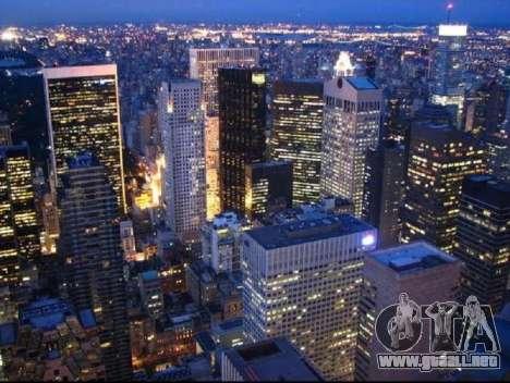 Pantallas de carga, Nueva York para GTA 4 novena de pantalla