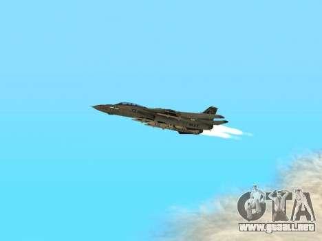 F-14 LQ para visión interna GTA San Andreas