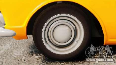 Lotus Cortina 1963 para GTA 4 vista hacia atrás
