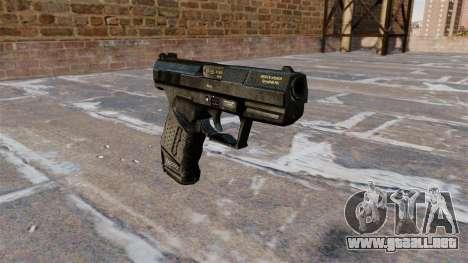 Pistola semiautomática Walther P99 para GTA 4