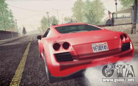 GTA 5 Obey 9f para GTA San Andreas left