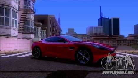 ENBSeries by egor585 V4 para GTA San Andreas