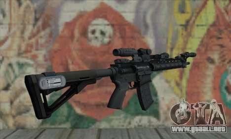 Warfighter-Larue OBR de Medal of Honor para GTA San Andreas segunda pantalla