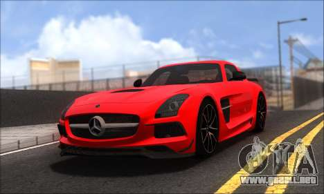 Jango ENBSeries v1.0 para GTA San Andreas quinta pantalla