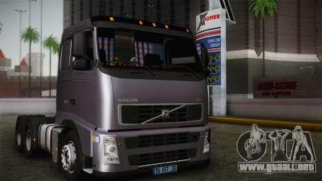 Volvo FH13 500 para GTA San Andreas